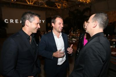Photos: Scenes from the Creativity 50 Dinner in Los Angeles