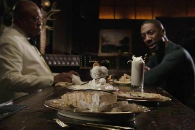 J.B. Smoove Sweetens the Deal in a Crown Royal Vanilla Spot