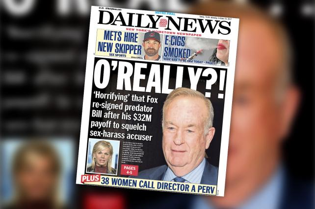 What You Need to Know About the New $32M Bill O'Reilly Scandal