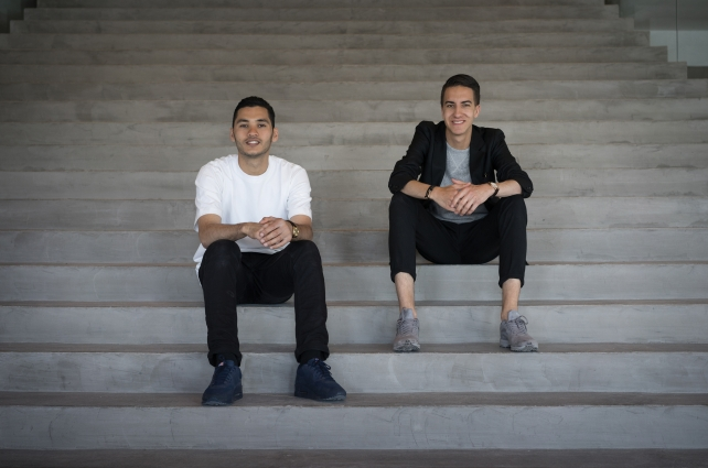 Creatives You Should Know 2014: Bryan Wolff and Daniël Sumarna, Droga5 New York