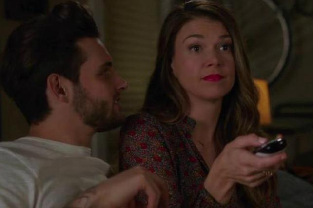 DirecTV Gets Meta With a Spot Starring TV Characters Liza and Josh From 'Younger'