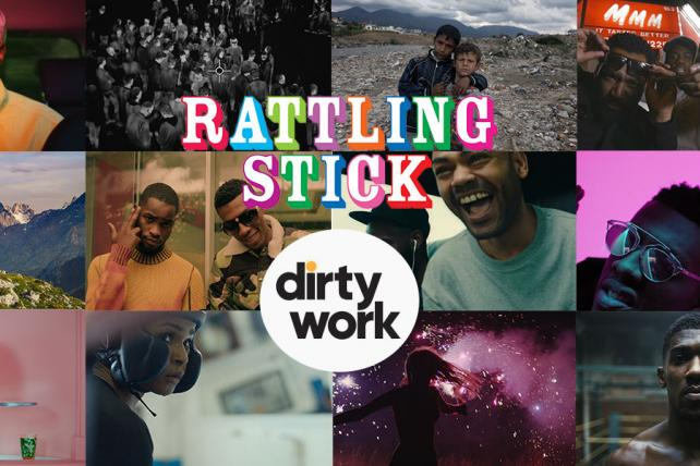 Rattling Stick launches Dirty Work, Stink signs Golden Wolf