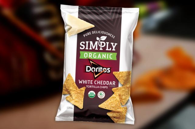 Organic Doritos Give Frito-Lay a Pathway Into Whole Foods