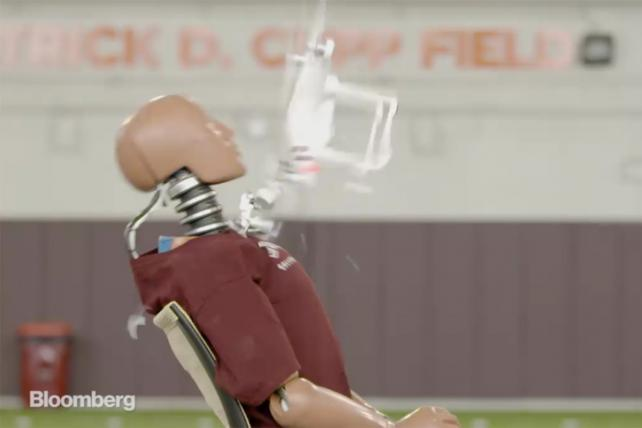 Watch Drones Crash Into Dummies (for Science)