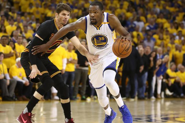 The Dubs Are No Duds: NBA Finals Are Most-Watched in 19 Years