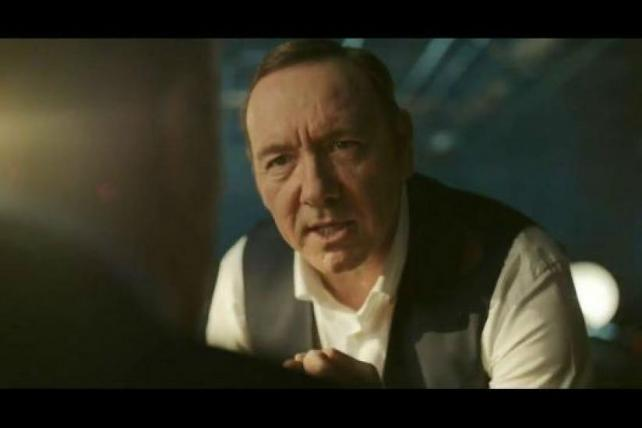 Kevin Spacey and Robert Duvall Bring Their A Game for E-Trade