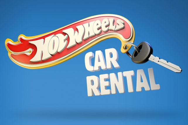 Mattel Teams Up With Car-Rental Agency to Rent Hot Wheels to Kids