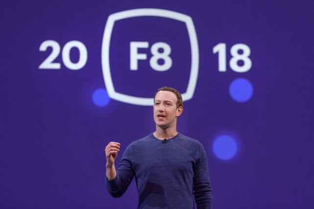 Before F8, Facebook mistakenly asks for 'hate speech' help