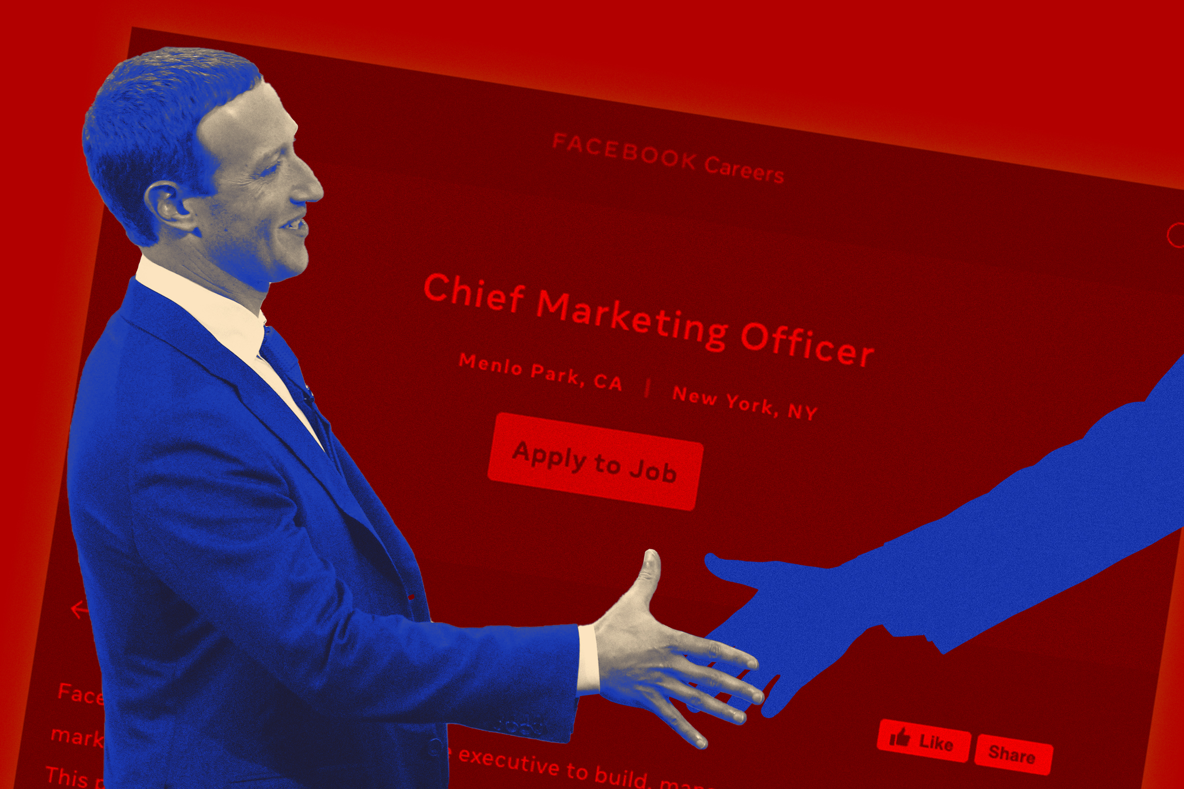 What Facebook needs in its next CMO, and it's not a savior who will change everything