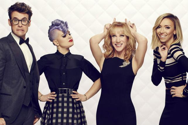 Troubled 'Fashion Police' Goes on Hiatus