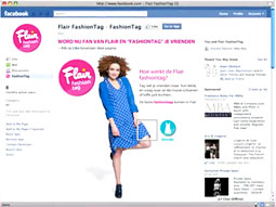 Belgium's Flair Magazine Lets Facebook Users Tag Friends' Outfits, Ask Where They Got Them