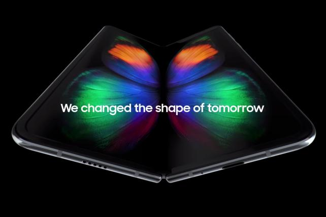 How Samsung is marketing its $1,980 foldable phone. Plus, an update on Oscars ads: Thursday Wake-Up Call