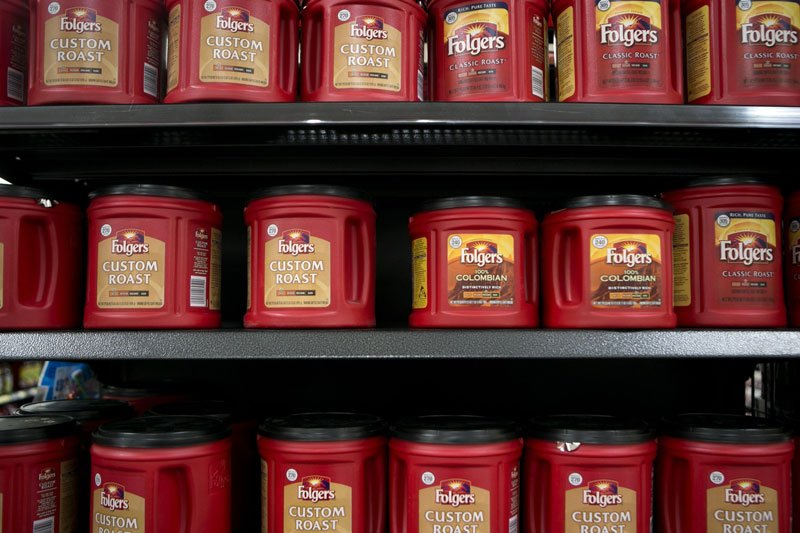 Folgers coffee lawsuit alleges consumer fraud