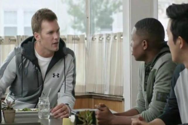 Foot Locker Ad Mocks Deflategate With Tom Brady, to Boot