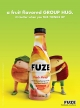 Fuze to Launch First TV Campaign