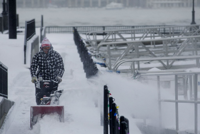 Amid Polar Vortex's Icy Havoc, Some Products in Hot Demand
