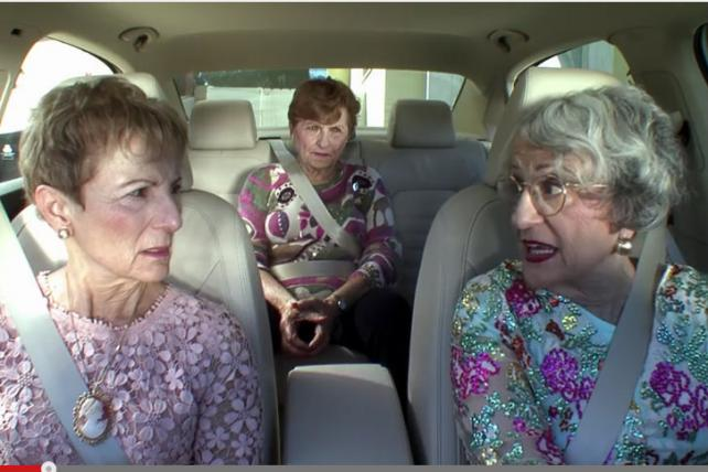Who Are Those Sassy Sisters In The Volkswagen Campaign?