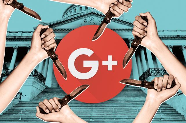 Google+ vulnerability 'troubling' three top U.S. senators say