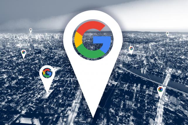 The latest scary example of Google location-awareness data