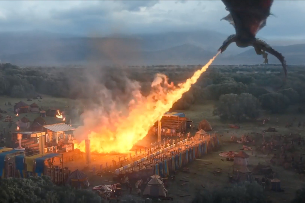 HBO and Droga5 discuss 'Game of Thrones' Cannes Titanium contender #FortheThrone, working with Bud Light and Wieden & Kennedy
