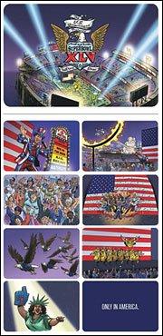 Wieden & Kennedy storyboard forHarper's