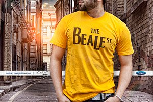 Ford SYNC - The Beatles