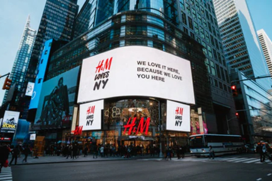 H&M: New York City