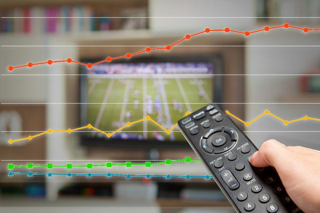 Super Bowl ratings are tough to predict
