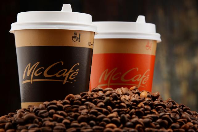 McDonald's to Cut Prices on Drinks as Fast-Food Industry Slumps