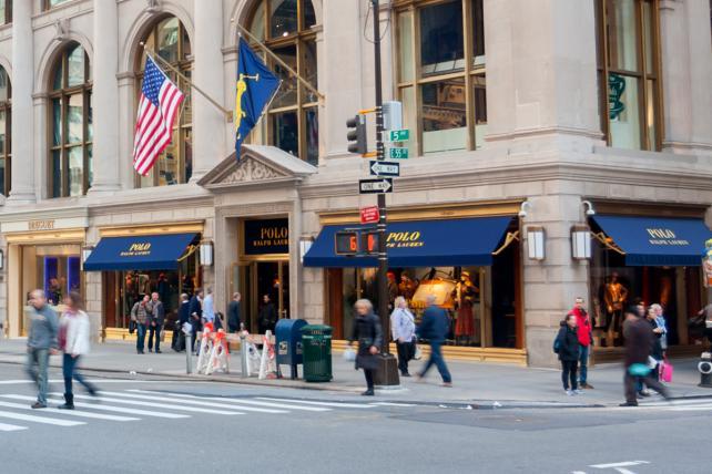 Ralph Lauren to Close Flagship Fifth Avenue Store in Manhattan, Cut Jobs