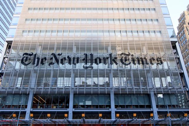 'Death Panels' and Pink Slips at The New York Times Even As It Takes Down Trump Jr.