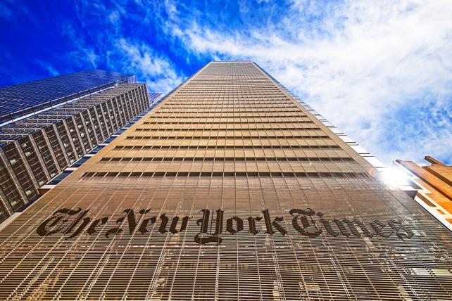 New York Times, WSJ Subscriptions Surge After Election
