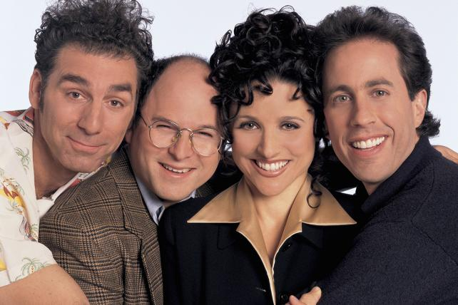If I knew then what I know now ... I'd channel Seinfeld
