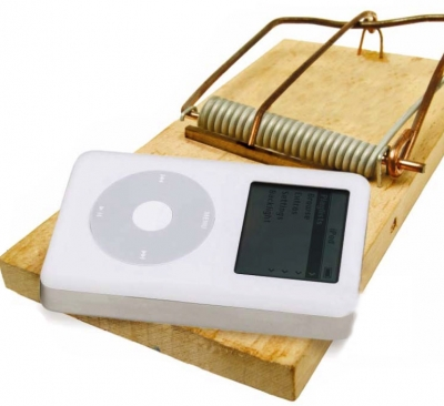 Want a Free iPod? Just Click Here