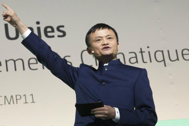 Alibaba Agrees to Buy Hong Kong's South China Morning Post