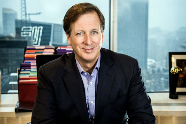 The Former Faces of Viacom: Company's Ad Chief Is Only the Latest to Leave