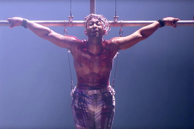 'Jesus Christ Superstar' ratings a little shy of miraculous