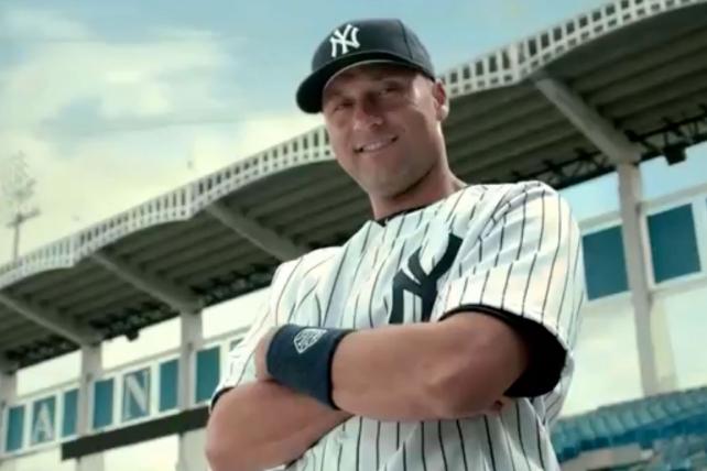 Opening-Day Jeter: Watch FS1's Spot Touting Saturday Baseball