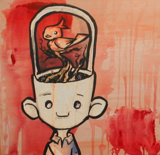 EXHIBITIONS: A Group Show at Zoic Studios