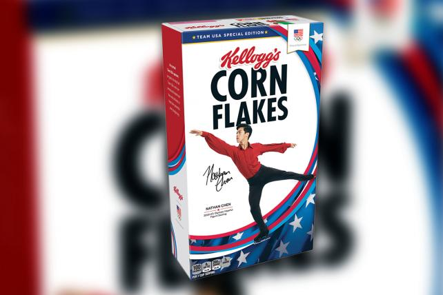 Kellogg's Olympic Push Begins Well Before the Winter Games