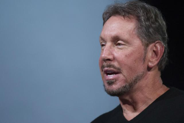Larry Ellison Relinquishes CEO Role at Oracle