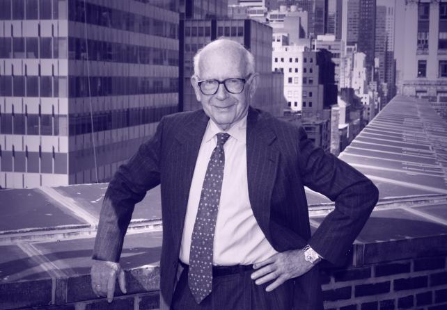 Lester Wunderman dies at 98