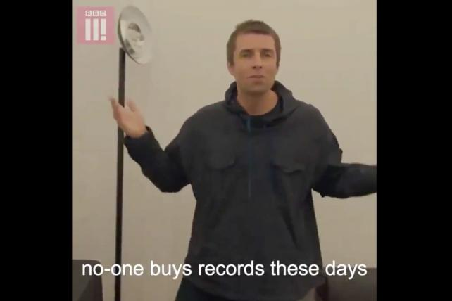 Watch Liam Gallagher Explain the Decline of the Music Industry (and Rock Stars) in 36 Seconds