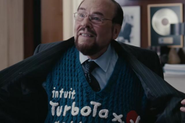 TurboTax's Super Bowl Commercial Won't Star James Lipton