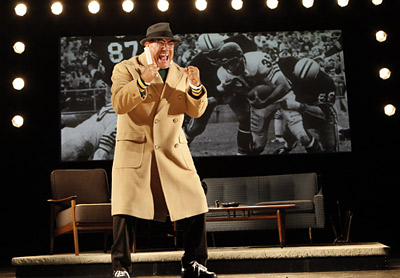 NFL Backs Broadway Play About Legendary Coach