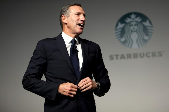 Starbucks Chairman Schultz to retire from the coffee giant