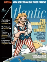 The Atlantic Is No. 2 on Ad Age's Magazine A-List