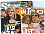 Tabloid Report: Anna Nicole Smith Takes Center Stage