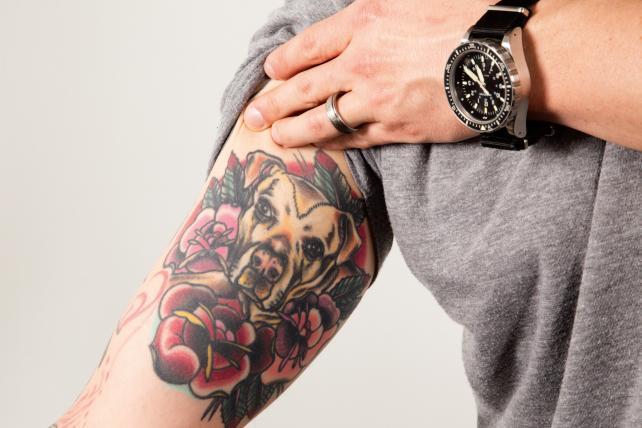 Agency Tattoos: Matt Comer