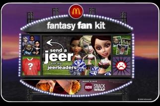 Fantasy Fan Kit
